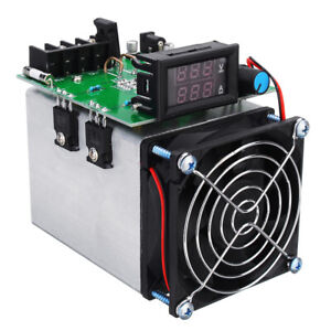 250w Dc 12v Discharge Battery Capacity Tester Module With Dc Electronic Load Dig