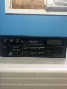 Honda Accord Civic Odyssey Prelude Radio Tape Player 39100 s84 a010 m1 Untested