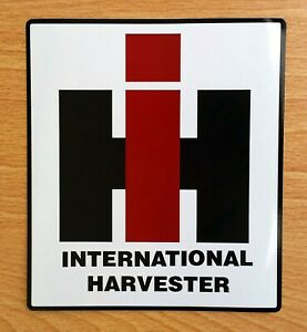 2 International Harvester Fade Resist 5 7 Vinyl Decal Stickers