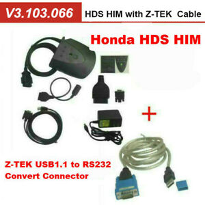 Usstock V3 102 004 Hds Him Diagnos With Double Board z tek Usb1 1 To Rs232 Cable
