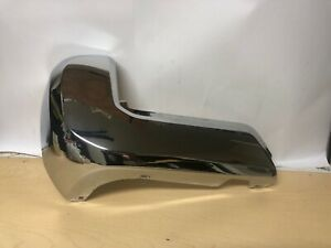 2016 2019 Toyota Tacoma Chrome Rear Bumper End Left Genuine Oem 52156 04020
