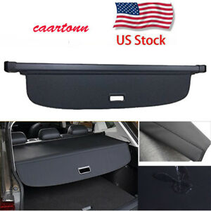 Rear Trunk Privacy Security Cargo Cover Shade For 2018 2019 Volkswagen Vw Tiguan