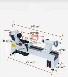 5 Speed Bench Top Wood Lathe Diy Lathe Up To 3200 Rpm s 550w 220v 50h
