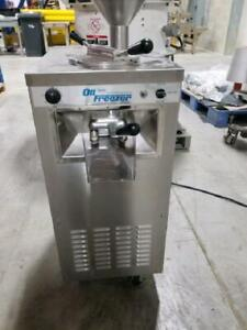 Ott Freezer Counter Top Ice cream Machine