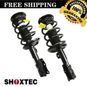 Front L+R Strut Assembly Shock Absorber w//Coil Spring for 93-02 Corolla//Prizm