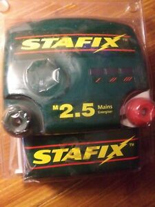M2 5 Stafix Electric Fence Energizer To 100 Acres New Old Stock All Livestock