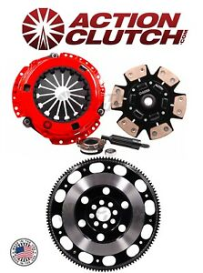 Action Stage 3 Clutch Kit Flywheel For Honda K Series 5 Speed Motor K20 Rsx K24