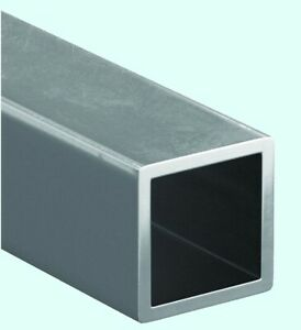 Steel Hollow Square Tube 1 1 4 O d X 6 Ft Long 1 8 Wall Carbon 1015 Alloy