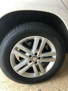 2014 19 Inch Mercedes Gl 450 Rims Tires