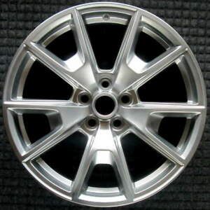 Ford Mustang Machined 19 Inch Oem Wheel 2015 2016