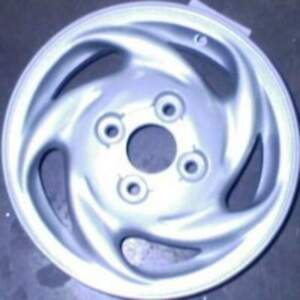 Hyundai Accent Painted 13 Inch Oem Wheel 1998 1999