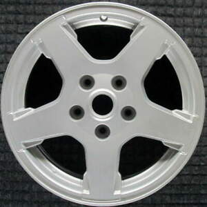 Jeep Grand Cherokee All Silver 17 Inch Oem Wheel 2005 2007