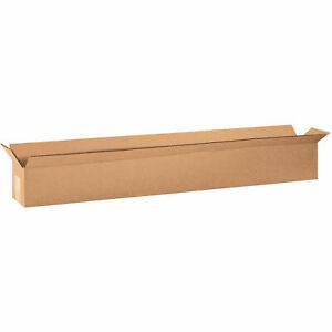 36 X 4 X 4 Cardboard Corrugated Box 65 Lbs Capacity 200 ect 32 Lot Of 25