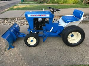 1969 Ford 100 Garden Tractor