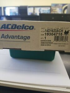Ac delco brake pads part #14d1623ach for 2014 Dodge Dart fitment. Front pads. $18.00