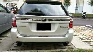 Middle Spoiler For Subaru Legacy Outback