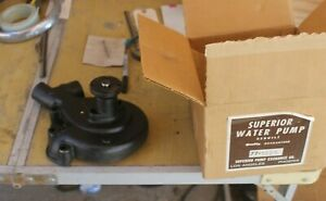 1949 Buick Rebuilt Wp 1205 Water Pump