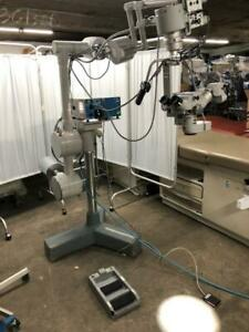 Zeiss Contraves Opmi Md Surgical Microscope