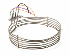 Rational 87 00 386 Heating Assembly With Gasket Replacement Part Free Shipping