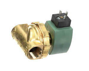 Cleveland Elb00 7500016 Valve solenoid steam In Free Shipping Genuine Oem