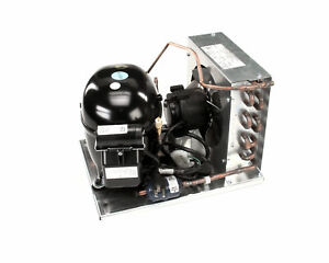 Continental Refrigeration Th1 0033 Condensing Unit 1 3 Horsepower Hi R 13