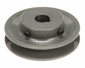 Middleby 22230 0073 Pulley 1 Grv 3 0pd 5 8b Ak32 Free Shipping Genuine Oem