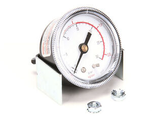Market Forge 10 9267 Pressure Gauge Steam it Replacement Part Free Shipping