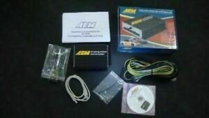 Universal Aem 30 1910 Fic 6 Fuel Ignition Controller 4 6 Cylinder Ecu Piggy New