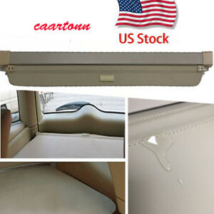 Retractable Rear Trunk Cargo Cover Area Luggage Shade For 2008 2012 Ford Escape