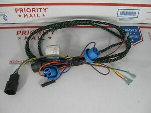Western 62526 Fisher 8903 Plow Relay Type Headlamp Harness For 94 98 Dodge Hb 1