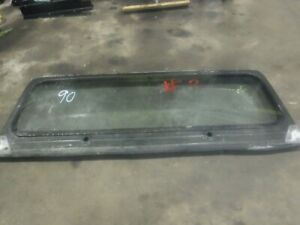 Jeep Wrangler Yj 87 95 Windshield Frame See Ad Bad Glass 2