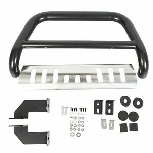 Bull Bar Push Bar Bumper Grille Guard Fit 98 04 Toyota Tacoma 96 98 4runner