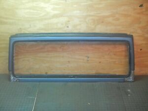 Jeep Wrangler Tj 97 02 Slate Blue Grey Windshield Frame Free Shipping