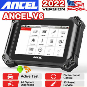 Launch X431 Crp909 Pro Auto All System Obd2 Scanner Car Diagnostic Scanpad Tool