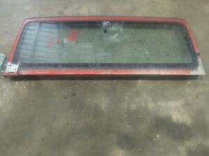 Jeep Wrangler Tj 97 02 Factory Windshield Frame Bad Glass 13