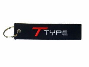 Buick T Type Embroidered Key Chain