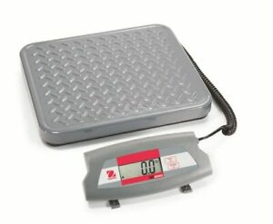 Ohaus Sd75 Rugged Economical Shipping Scale 165 Lb X 0 1 Lb