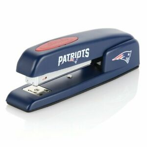 New England Patriots Stapler Nfl Swingline 747 Office Rare Out Of Production