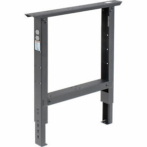 Adjustable Height Leg For 36 Bench 27 7 8 To 35 3 8 Black