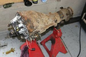 280z 260z 240z R200 Rear Diff Differential Carrier Assembly 3 54 39 11 Nl