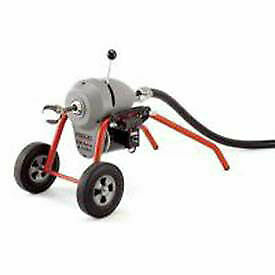 Ridgid 174 K 1500sp Sectional Machine 2 10 Lines 120v W drain Cleaning