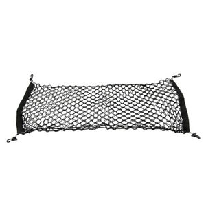 Fit Subaru Car Rear Trunk Luggage Cargo Net Double Layer Nylon Organizer