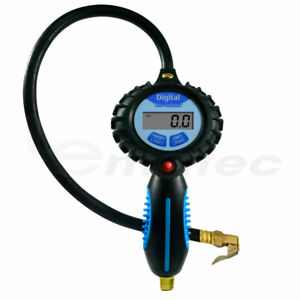 Lematec Tire Inflator With Digital Tire Gauge Air Tool For Car Suv Truck