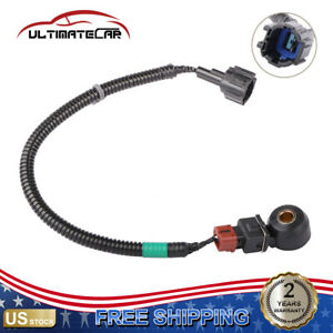 New Knock Sensor W 14 Wiring Harness For Nissan Frontier Infiniti G20