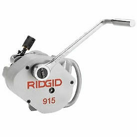 Ridgid 174 88232 Model 915 Roll Groover W 2 6 Schedule 10 Roll Set