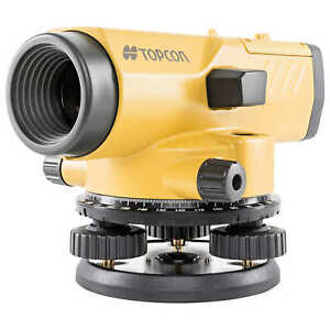 Topcon At b4a ps Automatic Level 24x Magnification