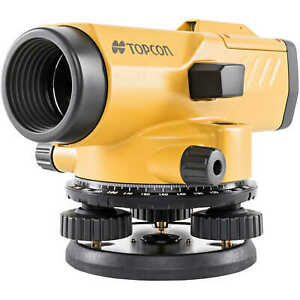 Topcon At b3a ps Automatic Level 28x Magnification