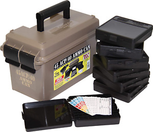 MTM Case-Gard 50 Cal Ammo Can Forest Green