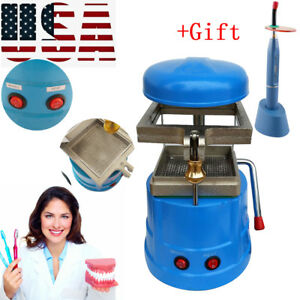 Dental Vacuum Forming Molding Machine Former Heat Thermoforming Lab Device gift