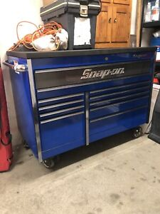 Snap On Tool Box Krl7022 29 Deep With Custom Trim And Rhino Top
